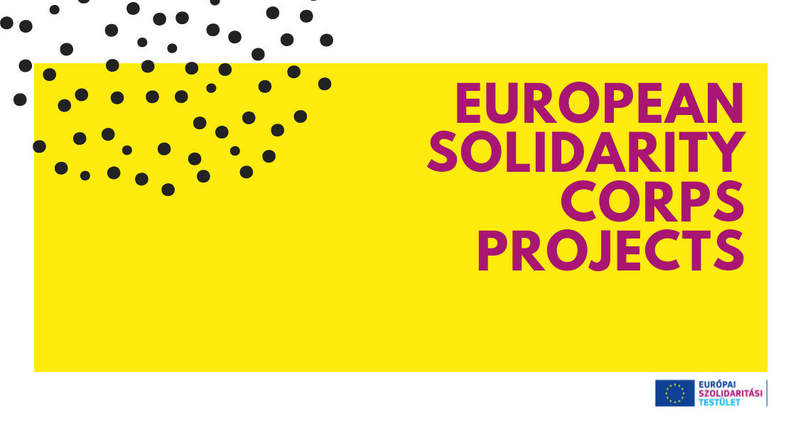 European Solidarity Corps Projects Platform