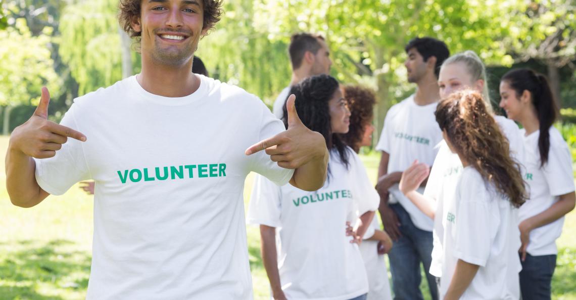 Légy te az önkéntesség arca!